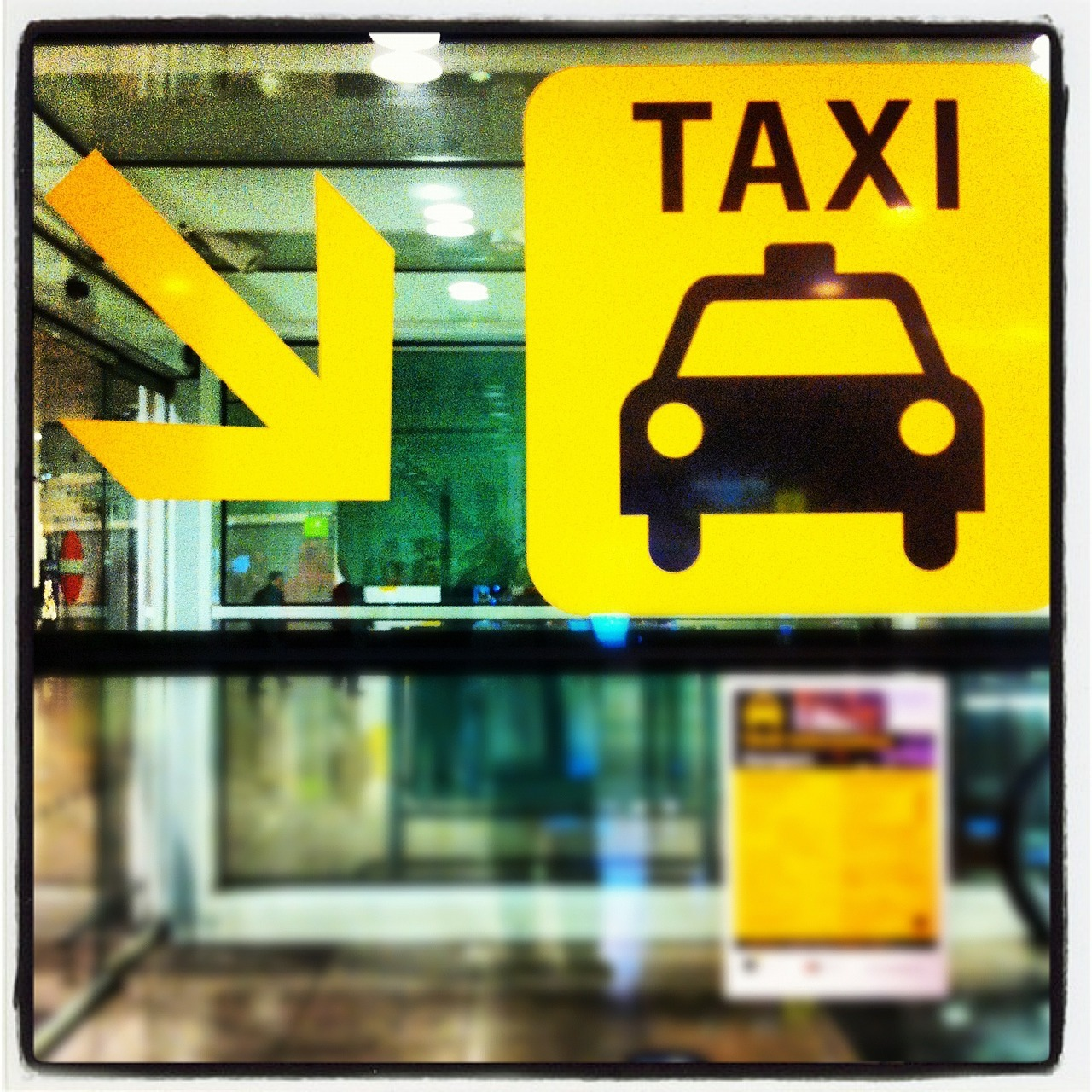 24 Hour Taxi