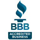 BBB ACCREDITED BUSINESS SINCE 31/08/2016