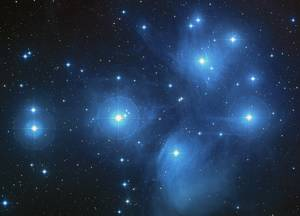 The pleiades star cluster 11637 1280