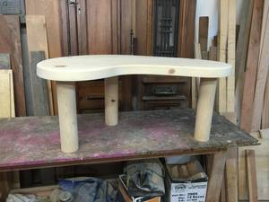 Mid process kidney table