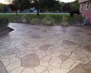 Stamped concrete 2649716