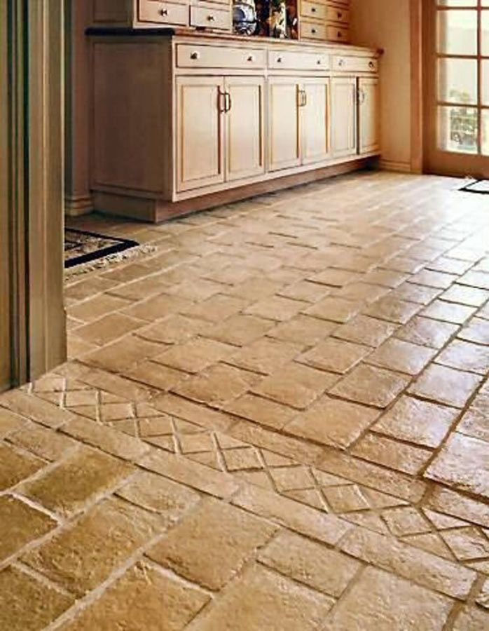 Kitchen-design-tiles-for-floor