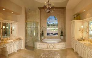Bathroom home