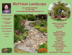 landscape flyer