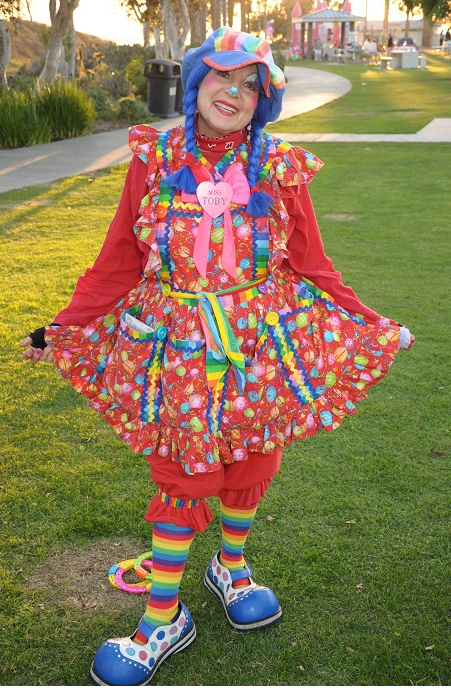 clown classes