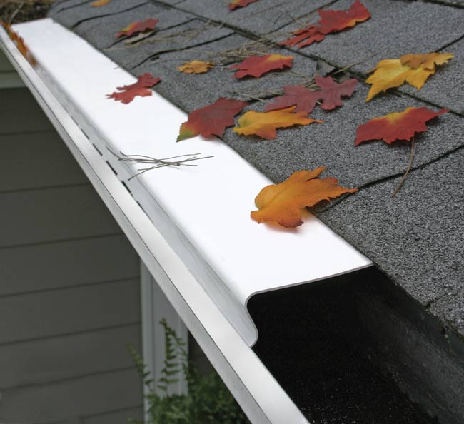 Seamless Gutters and Gutter Guards