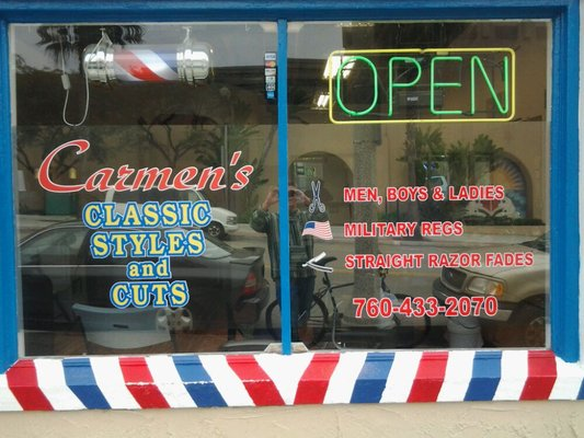 Barbershop In Oceanside Ca