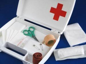 First aid kit 300x225