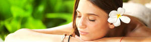 Massage therapy small banner