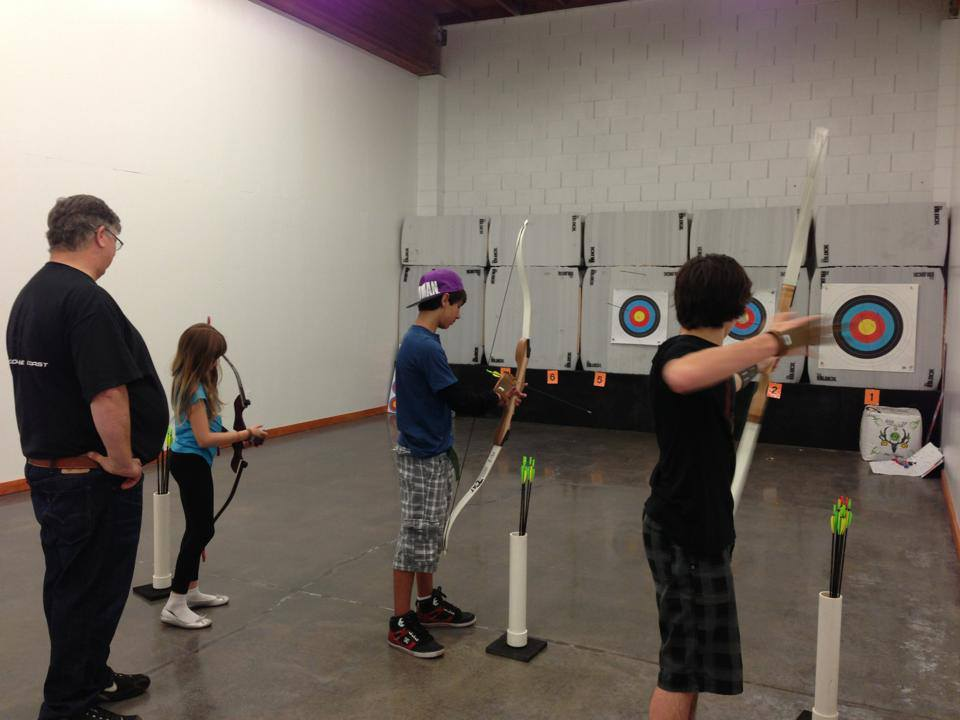 Archery Lessons