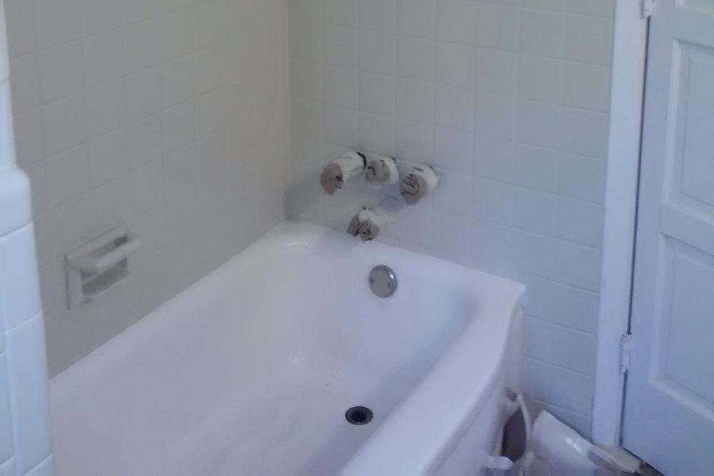 Bathtub Glazing