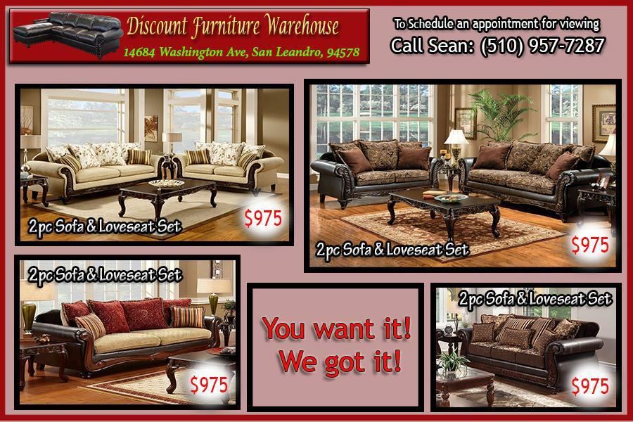 Nice Furniture Store In San Leandro, CA