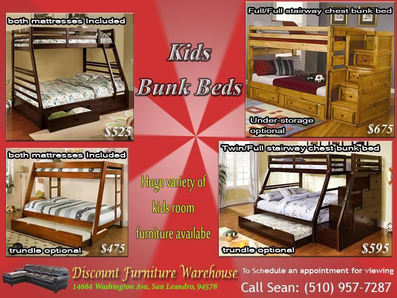 ... Bunk Beds ...