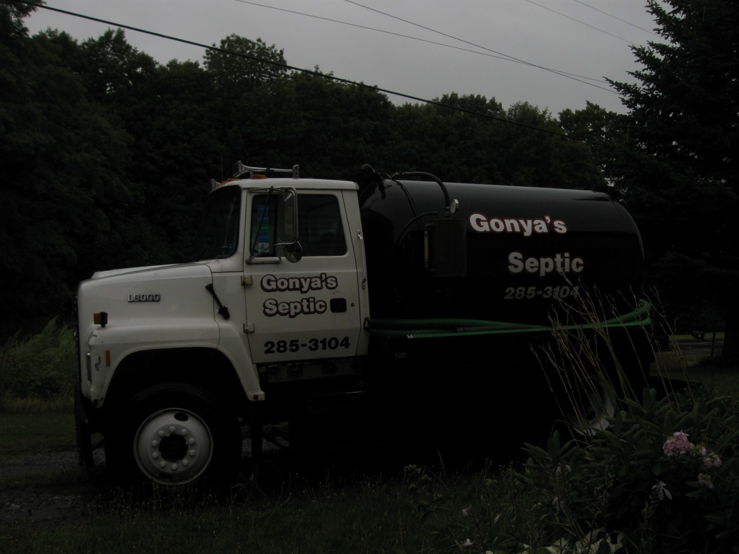 Septic Services in Charleston, ME | Gonya's Septic (207) 285