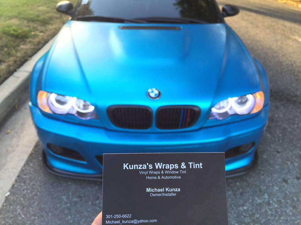 Window Tinting Company