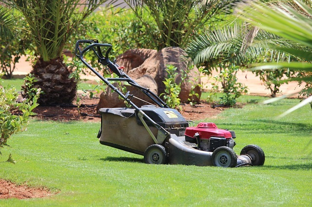 Commercial Lawn Mower Repairs