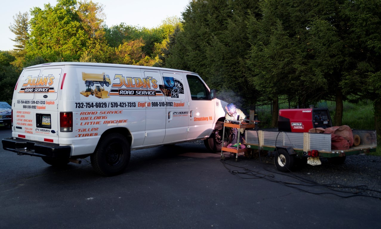 Truck Repair Shop In Stroudsburg Pa Julian S Road Service 570