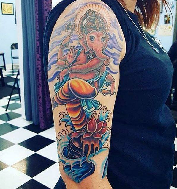 Tattoo Studio in Baton Rouge, LA | Capital City Tattoo (225) 278-6467