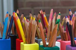 Colored pencils 388484