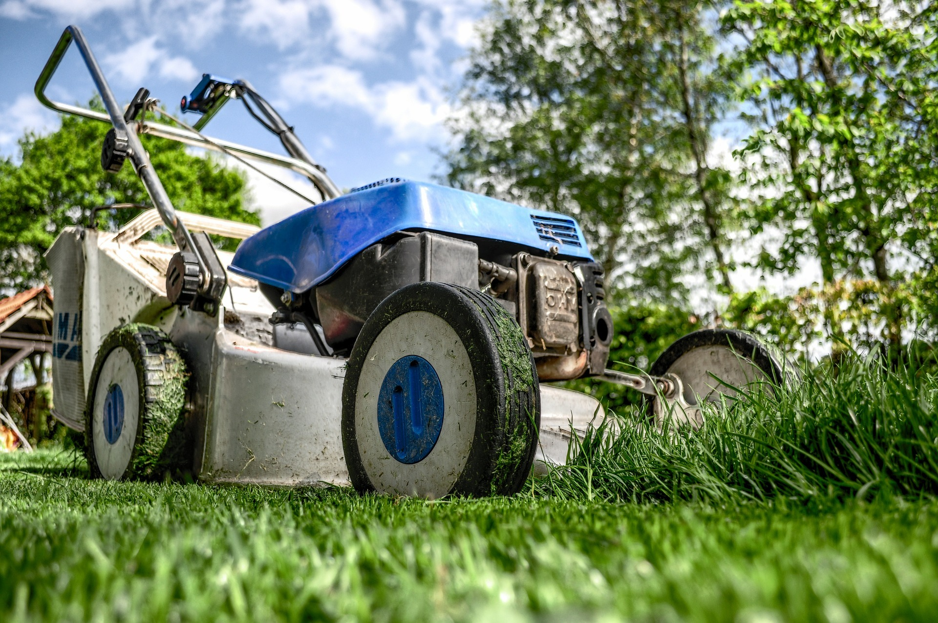 Lawn Mower Repair Company