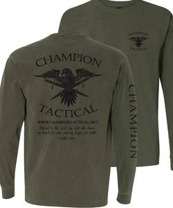 Champion tactical sage proof