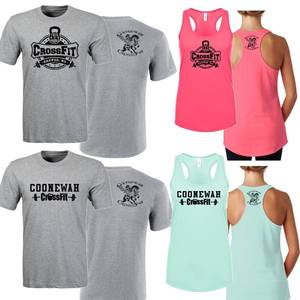 Coonewah crossfit new design options