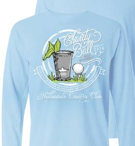 Corinth jr. auxiliary derby tshirt proof