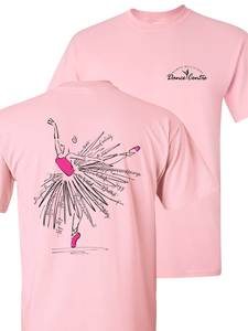North ms dance center tshirt proof3 pink