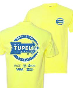Pick it up tupelo tshirt proof