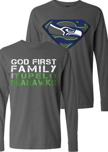 Super seahawks tshirt proof