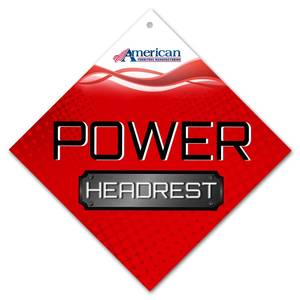 American power headrest option3