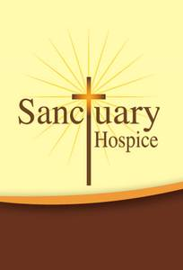 Sanctuary home hospice logo 16x20