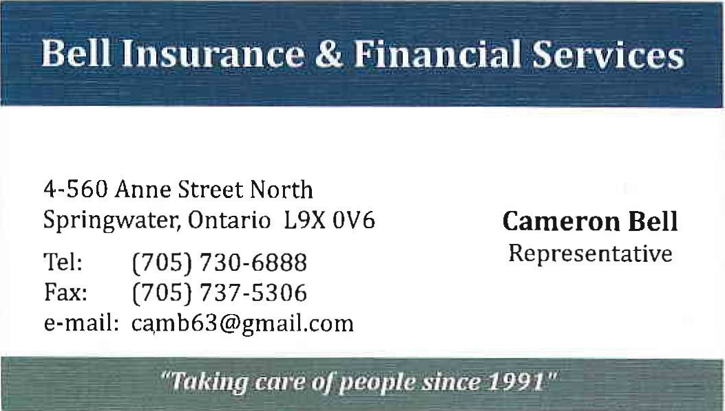 Insurance Agency in Barrie, ON | +1 (705) 730-6888 Bell Insurance ...