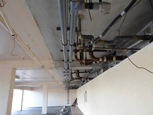 Domestic water retrofit