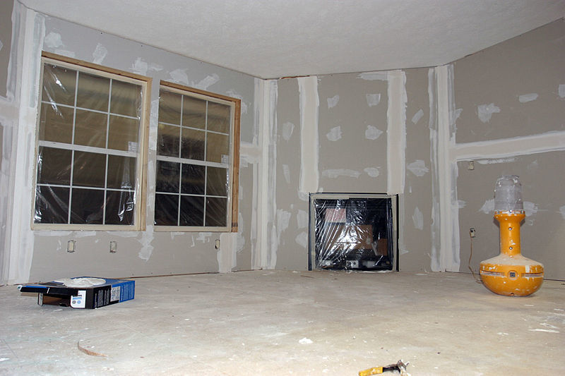 dry wall contractor