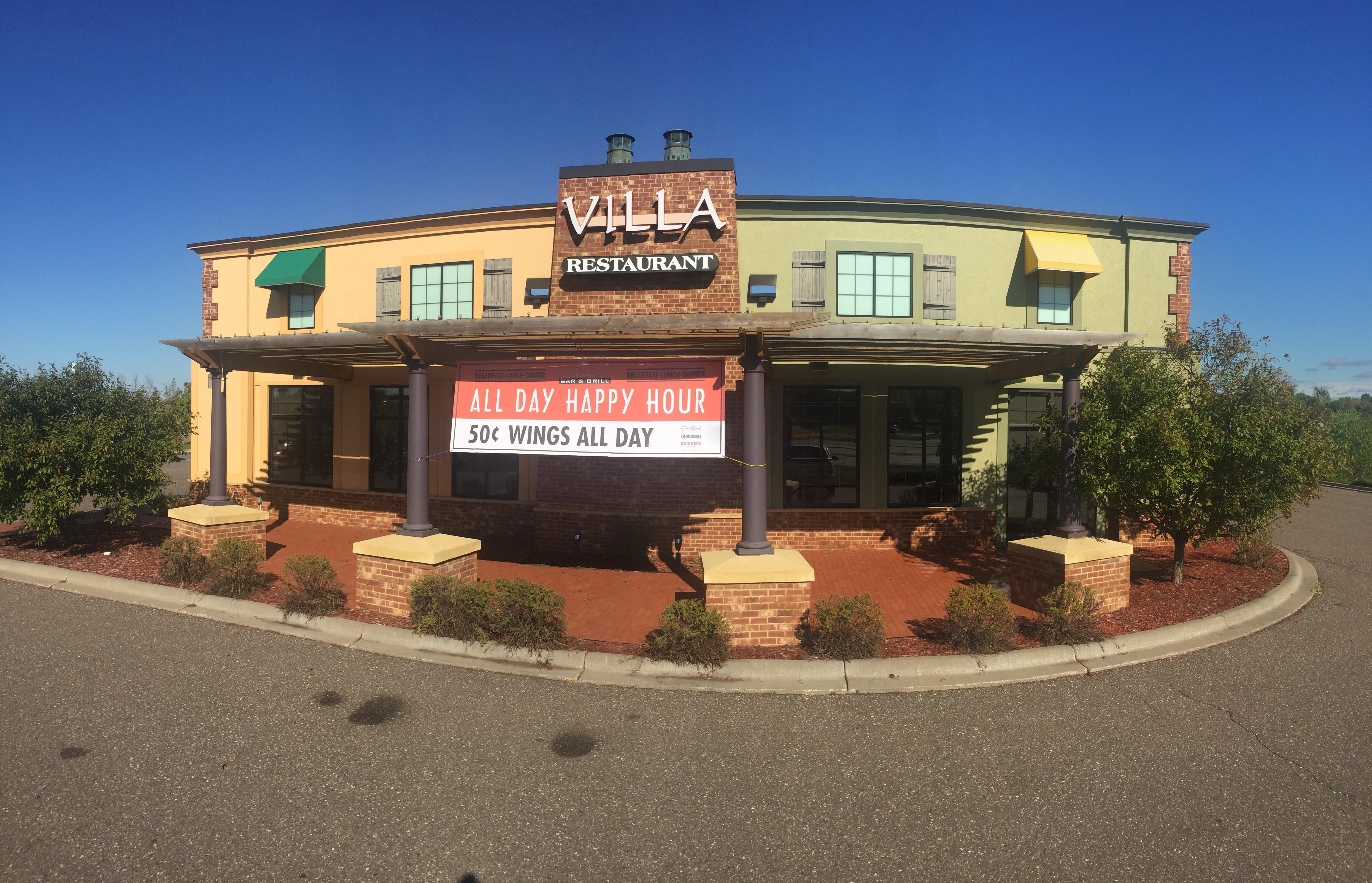 Family Restaurant in Albertville, MN | (763) 497-4399 Villa