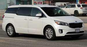 2016 kia sedona ex  california (front right)