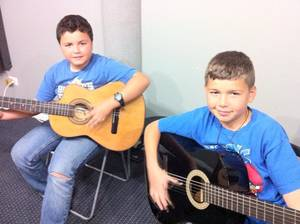 Kids guitar advance level 3