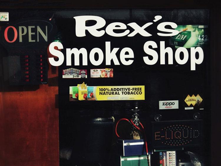 Smoke Shop in Junction City, KS   Rex's Smoke Shop (785) 579
