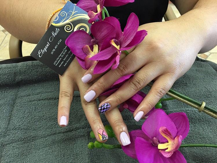 Nail Salon in Woodstock, GA | Elegant Nails Spa (678) 401-4734