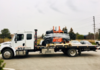 Equiptment towing