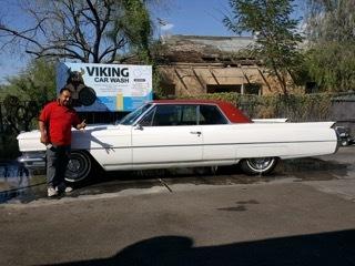 Car wash in tucson az 520 882 2702 viking car wash customers car with adam solutioingenieria Gallery