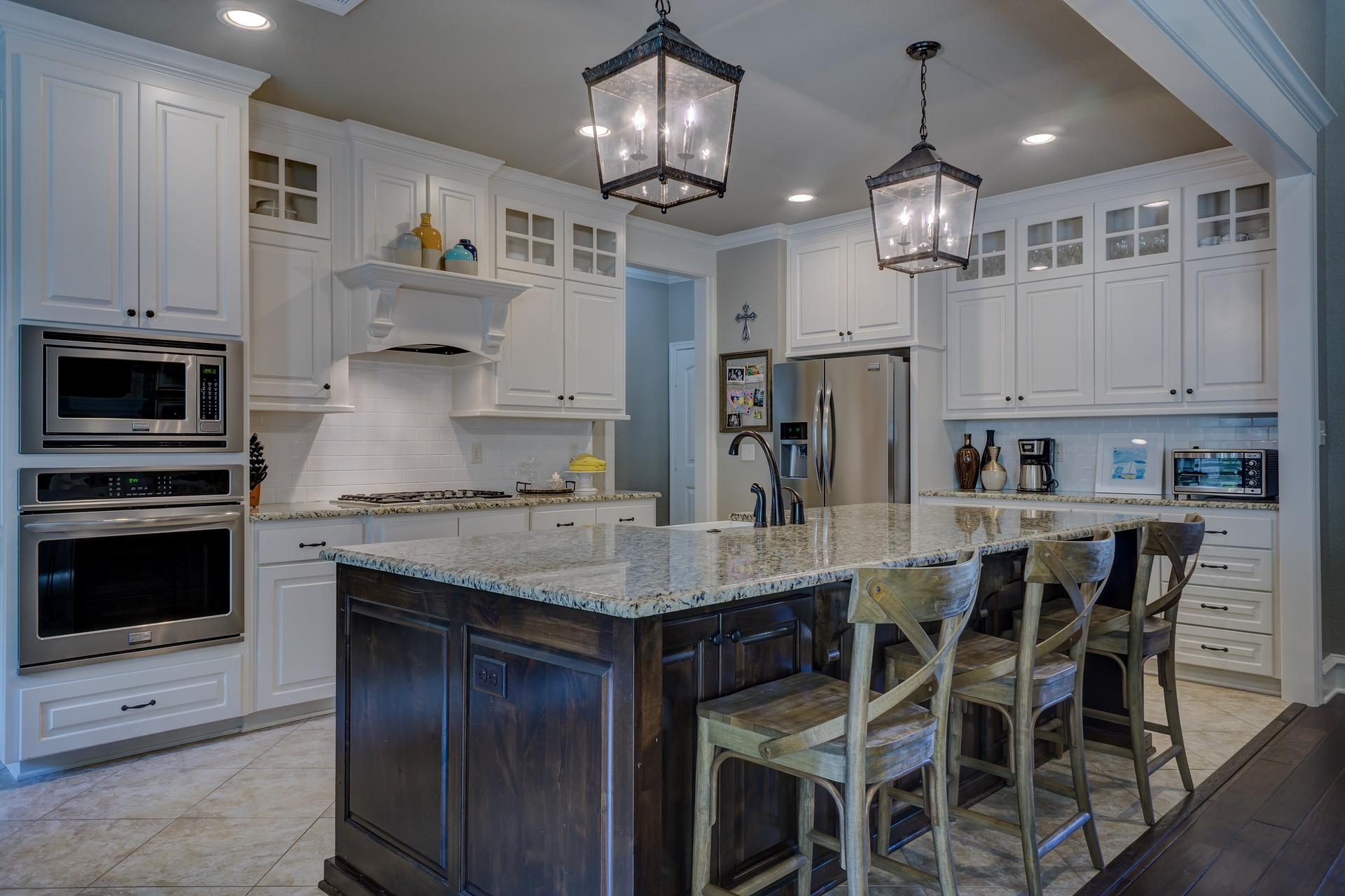 Granite Countertops | Kitchen Remodeling | Tile Installation