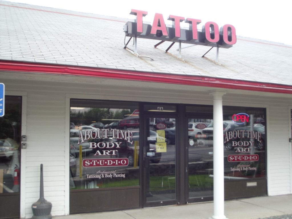 Tattoo Shop In Nashua Nh About Time Tattoo Body Piercing 603 888 6200