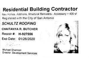 Contractor license page 001