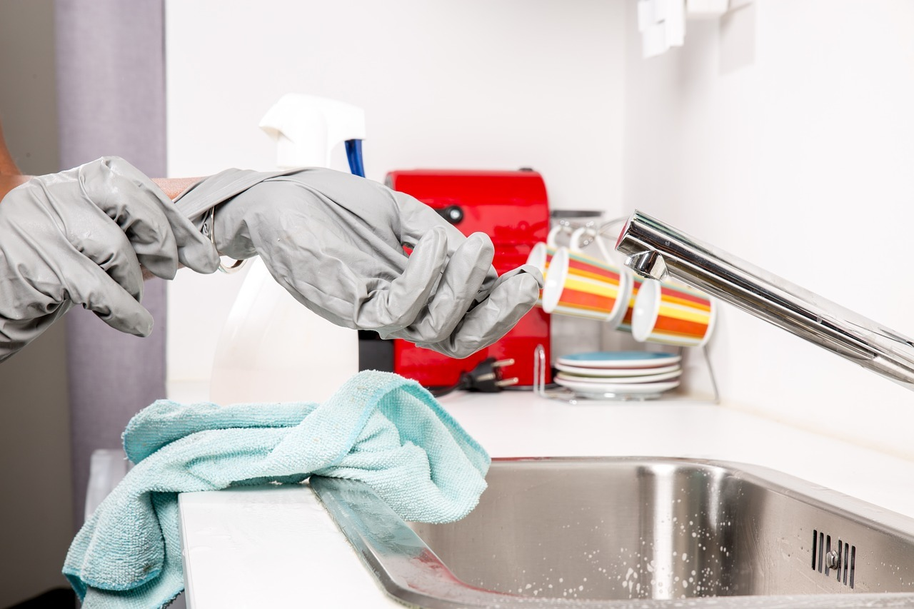 Cleaning Service in Oklahoma City, OK   (405) 589-3672 Dusty ...
