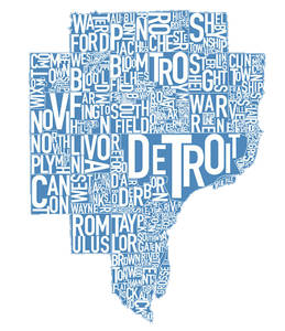 Customdetroitmap