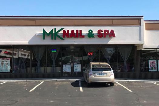 Nail Salon in Kansas City, MO   MK Nail & Spa (816) 321-1523