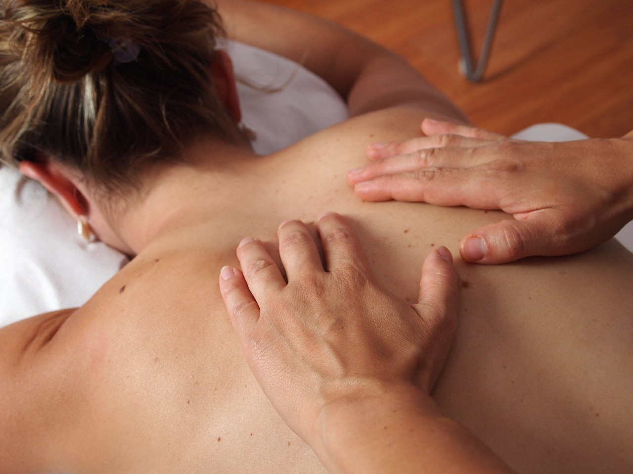 injury related massage therapist