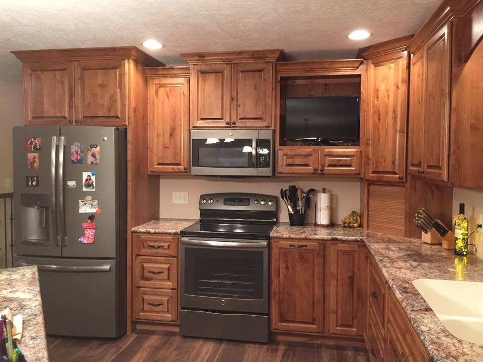 timeless design 88623 c213a Cabinets in Parker, SD | (605) 759-5632 Quality Cabinets and ...